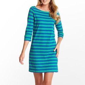 Lilly Pulitzer Cassie Dress Lagoon Green